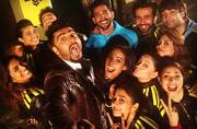 With love, from Argentina: Arjun Kapoor and his bunch on the sets of Khatron Ke Khiladi
