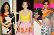 Birthday girl Masaba Gupta is the young Bollywood brigade's favourite designer