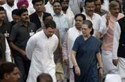 Congress holds march against 'rising intolerance'