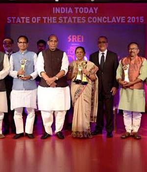 State of the States awards 2015