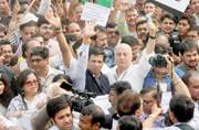 Anupam Kher leads Delhi rally against 'selective outrage'