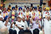 OROP: Defence veterans to return medals today to protest govt's notification