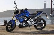 BMW Motorrad unveil the new G 310 R