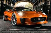 Spectre's Jaguar C-X75 to make public debut at London Mayor's Show Parade