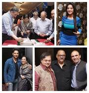 Deepika Singh, Rajeev Khandelwal, Rakesh Bedi, Alok Nath: TV actors at Bikramjeet's mother's birthday bash