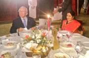 Sushma Swaraj attends Heart of Asia summit in Islamabad