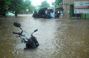 Heavy rains continue to batter Chennai, major road caves in