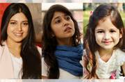 Harshaali Malhotra to Sanah Kapoor: Top 10 debut actors of 2015 who stole our hearts