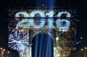 Happy New Year: Celebration photos around the world