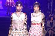 Indian by Manish Arora is the perfect pick for the globetrotting bride