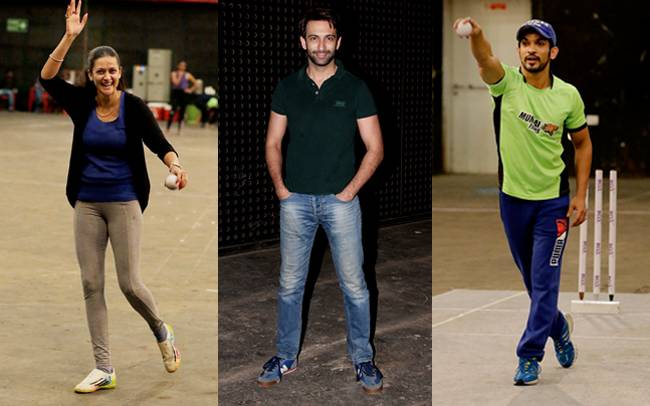 Ekta Kapoor, Box Cricket League, Nandish Sandhu, Arjun Bijlani, Jaswir Kaur