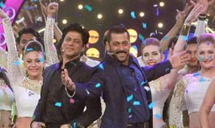 Shah Rukh Khan, Salman Khan, Bigg Boss 9, Bigg Boss, Mandana Karimi, Prince Narula, Mandana Karimi, Keith Sequeira, Rochelle Rao, Suyyash Rai, Kishwer Merchantt