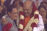 Amit Shah starts his second tenure as BJP president today