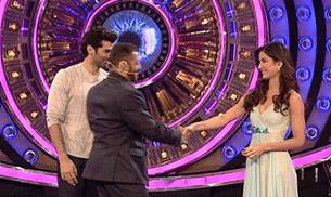 "Superstar Salman Khan welcomed Katrina Kaif on stage during the finale of his show Bigg Boss and heaped praise on the actress by calling her ""one of the strongest women"" he has ever known."