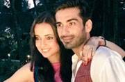 Inside pictures of Sanaya-Mohit