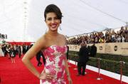 Priyanka Chopra's red carpet presence to winners victory smiles at the SAG Awards, let's have a look at the best moments at the 22nd annual Screen Actors Guild Awards.