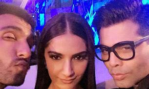 From selfies to award nights to book launches, Bollywood stars gave a sneak peek into their lives on Instagram this week. Here's what B-Town stars were up to on the photo-blogging site this week.