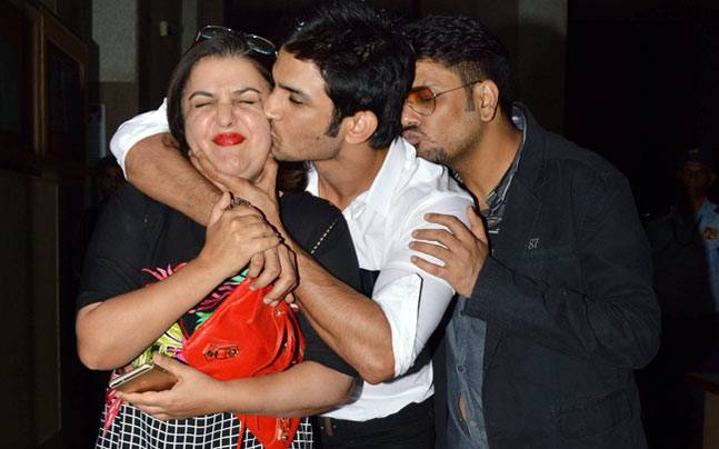 Sushant Singh Rajput, who turned 30 on Thursday (January 21), celebrated his birthday with friends Farah Khan and Kriti Sanon.