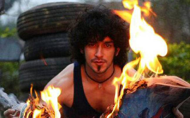 Celebrating Bigg Boss 9 runner-up Rishabh Sinha's birthday with 9 super hot pictures from his personal album.