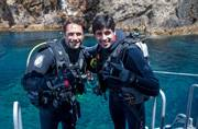 Sidharth has been chosen as the Ambassador for Tourism New Zealand, India and he has just had an amazing trip to the place. This picture was taken at a time when Sidharth was all set for a diving experience at the Poor Knights Island.