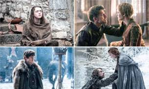 HBO has released 20 brand new pictures from the much awaited season six of its fantasy series Game of Thrones. The series of pictures includes a shocking image of blind Arya Stark, chilling image of the most hated man on TV Ramsay Bolton and Bran Stark st