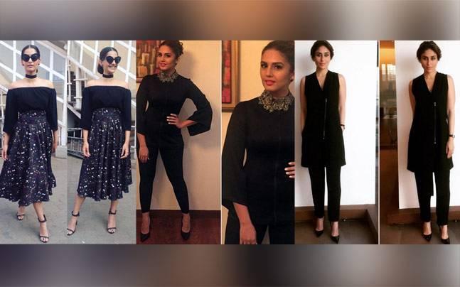 Kareena Kapoor Khan,Sonam Kapoor,Huma Qureshi