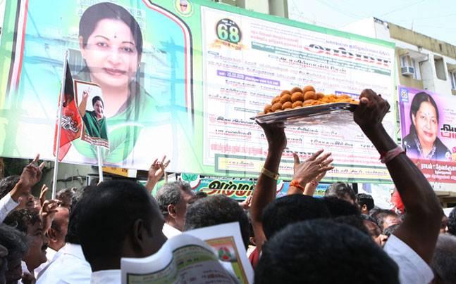 Jayalalithaa turns 68