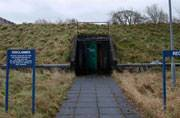 Cold War-era nuclear bunker in Northern Ireland