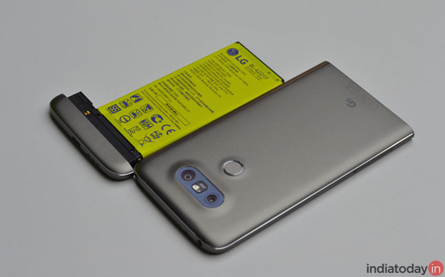 LG's modular phone G5 in pictures: Everything you need to know