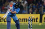 MS Dhoni,1st T20I,Pune T20I,India vs Sri Lanka,Kasun Rajitha,Dushmantha Chameera,Dasun Shanaka,MS Dhoni,Suresh Raina,Ashish Nehra