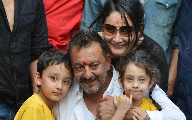 Convicted in the 1993 Mumbai serial bomb blasts, Bollywood actor Sanjay Dutt can finally cherish his freedom now. He walked out of Pune's Yerwada Jail today after 42 months.