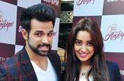 Lovebirds Rithvik Dhanjani and Asha Negi launch the new season of Yeh Hai Aashiqui