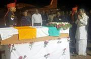 Karnataka pays tribute Hanamanthappa