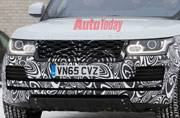 New Generation Range Rover facelift spotted testing