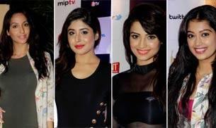 Nora Fatehi, Digangana Suryavanshi, Adaa Khan and Kritika Kamra