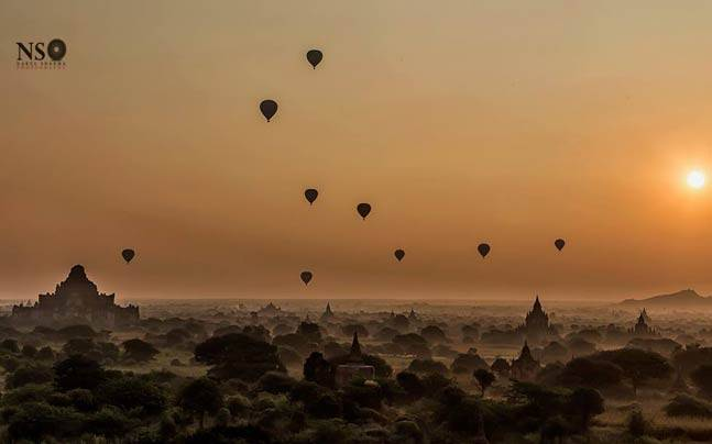 Travel photographer Nakul Sharma travelled solo across Myanmar, Cambodia and Vietnam for 38 days, covering 34,000km, walking 300 kilometres, and taking 4,900 pictures with only one purpose -- he wanted to inspire everyone to travel without any worries.