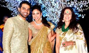 Sahil Sheth, Arundhati and Shobha De