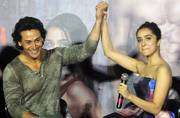 Baaghi trailer launch: Tiger and Shraddha show off their rebellious side