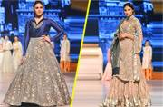 Huma Qureshi, Athiya Shetty and others walk the ramp for cancer patients