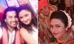 With the telecast of Box Cricket League (March 5) just a few days away, the excitement among the celebrity players is palpable. On Sunday, all the celebrities playing for BCL came together under one roof for the curtain raiser event. Divyanka Tripathi, Ra