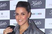 Neha Dhupia joined hands with a beauty brand for a special cause