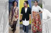 #AIFWAW16: Street style stars defined #IndiaModern like this