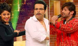 This weekend, Krushna Abhishek and Bharti Singh will host singers Himesh Reshammiya, Sundhi Chauhan and Neha Kakkar on Comedy Nights Live. Catch the fun-filled episode on Colors on Sunday at 10 pm.