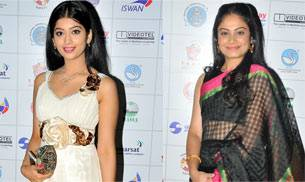 TV actors were at their stylish best at the recent Sailor Today Sea Shore Awards. Take a look at the pictures.