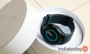 Samsung Gear S2: Sporty, snappy and long lasting