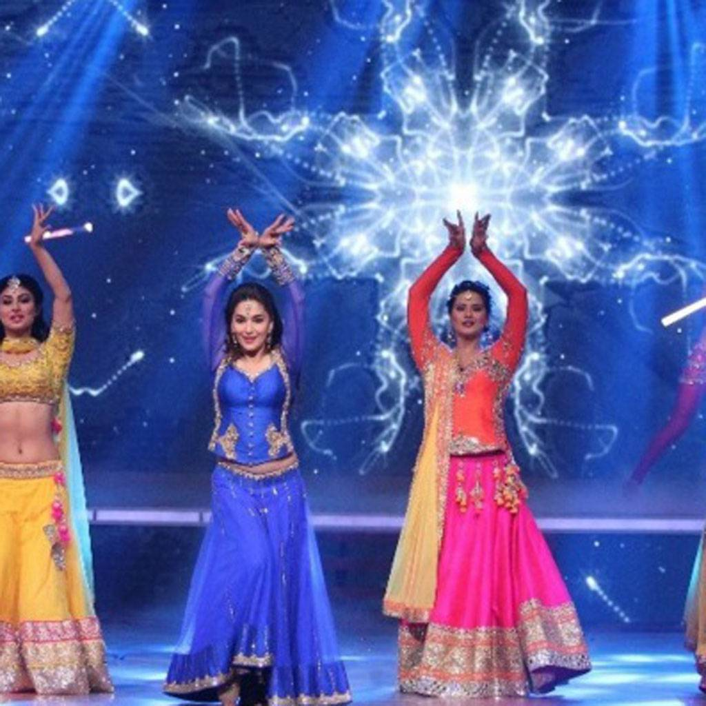 Colors Golden Petal Awards 2016: Salman's Charm To Madhuri's Moves: All About Colors Golden