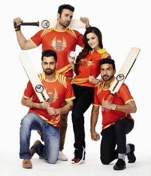 Bollywood actress Ameesha Patel is all set to mark her television debut with Box Cricket League-Punjab. The series will premiere on April 1, on 9X Tashan.