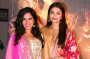 Sarbjit: BFF alert? Aishwarya Rai Bachchan and Richa Chadha bond big time at the poster launch