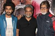 Amitabh Bachchan, Varun Dhawan, Aditi Rao Hydari, Athiya Shetty and other B-Town celebs also attended the special screening of R Balki's upcoming film Ki and Ka held in Mumbai. The film stars Arjun Kapoor and Kareena Kapoor Khan in the lead roles.