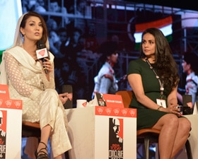 India Today Conclave 2016: Sisters Under The Skin- Empowering Women Across Borders